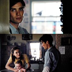 The Edge of Love film about the life of Dylan Thomas, great film... and OH LOOK! Cillian Murphy <3