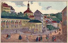 202. Unknown Artist - Wiener Werkstatte postcard
