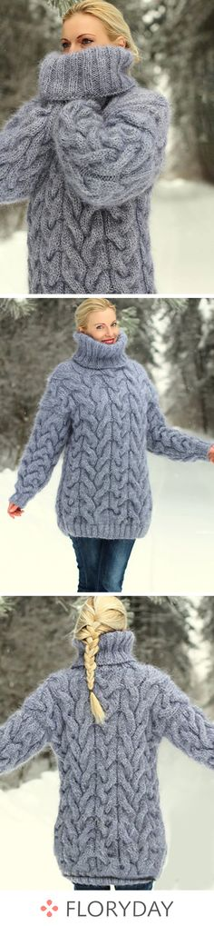 c5c8ddc226 16 Best Chunky knit jumper images in 2019