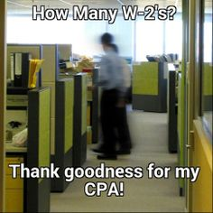 A CPA can help you with taxes and give you financial advice. #CPAPOWERED
