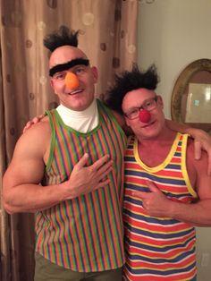 bert and ernie costume - Google Search   Sesame Street ...