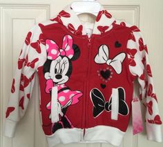94b46346b0b6 7 Best Minnie Mouse jacket images