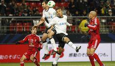 FOTOS: Paolo Guerrero y el gol que le dio el pase a la final del Mundial de Clubes a Corinthians