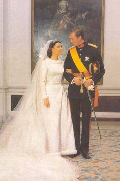 Grand Duchess Maria Teresa of Luxembourg Wedding