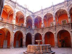 Museo de Arte. Querétaro. Méjico