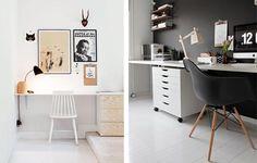 Zo creëer je een gezellig bureau in huis - Het Belang van Limburg