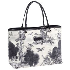 I am OBESSED with Toile De Jouy!