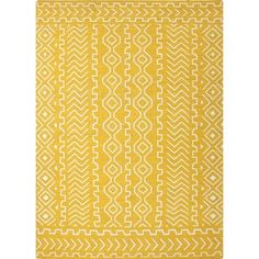 @Overstock.com - Flat Weave Tribal Gold/ Yellow Wool Runner (2'6 x 8') - Add an splash of color and beauty to your home with this gold wool runner. The simple geometric design gives it an understated look that adds to, but won't overpower, your decor. It's also reversible just in case you need to turn it over.  http://www.overstock.com/Home-Garden/Flat-Weave-Tribal-Gold-Yellow-Wool-Runner-26-x-8/7536621/product.html?CID=214117 AUD              149.00