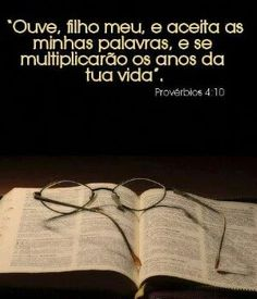 A bíblia é o nosso manual!!
