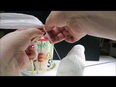 Edible Dove Tutorial - CakesDecor