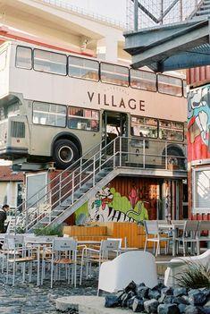 Galeria Fotos e Videos | Village Underground Lisboa