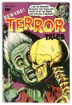 Horror Comics   Slide Show for album :: Horror Comic Covers