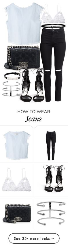 """""""Untitled #18745"""" by florencia95 on Polyvore"""