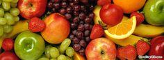 Fruits Facebook Timeline Cover
