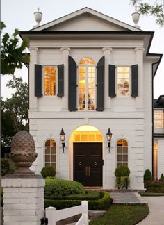 Classic home door and windows ideas...