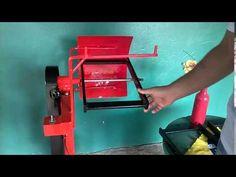 maquinas para fabricação de vassouras de garrafas pet - YouTube