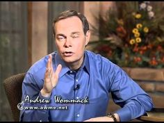 Andrew Womack-Discover the keys to staying full of God: Glorify God