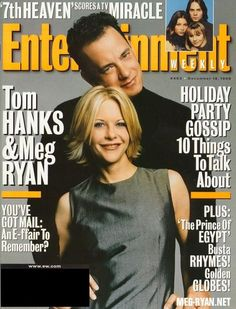 Meg Ryan & Tom Hanks - premiere couple of 'romantic comedy' - how about a remake of 'The Apartment' - they'd be perfect (Shirley MacLaine and Jack Lemmon) Meg Ryan Photos, What About Bob, Denis Villeneuve, Hollywood Scenes, Jack Lemmon, Busta Rhymes, Blond, Shirley Maclaine, Comedy Quotes