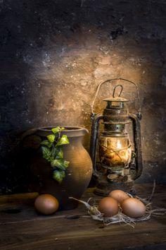 Hagrid's hut by Mostapha Merab Samii