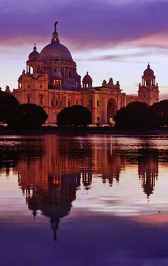 Kolkata, India. One half of me, my Bengali hometown. Doesn't actually look like this though