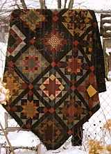 Best of All Quilt Pattern  by Country Threads