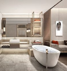 Washroom Design, Laundry In Bathroom, Hotel Interiors, Bathroom Interior Design Modern, Bathroom Vanity Designs, Hotel Room Design, Hba Design, Toilet Design, Hotels Room