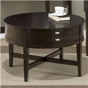 Kent Round Cocktail Table | Weekends Only Furniture Outlet