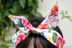 How to DIY Fabric Wire Headbands