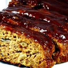 Weight Watchers Barbecue Turkey Meatloaf