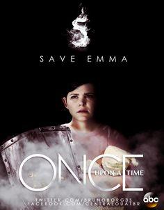 Once Upon A Time #SaveEmma