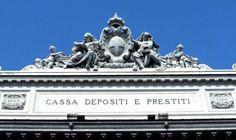 """Contributo di Antonio Alei. La Cassa Depositi e Prestiti (C.D.P.) è stata da tempo immemore la """"cassaforte"""" del risparmio italiano. Milioni di piccoli e medi risparmiatori che hanno riposto nello Stato e nei depositi postali le loro speranze di salvaguardare i soldi accantonati per garantirsi una """"serena"""" vecchiaia stanno per scoprire amaramente che le loro erano soltanto delle pie illusioni. Ma cosa sta accadendo da alcuni anni a questa parte? Che occhi rapaci e mascelle voraci, non ancora…"""