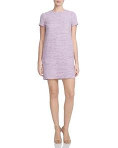 Cynthia Steffe Kayte Tweed Shift Dress | Bloomingdale's