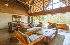 Rhino River Lodge - Luxury African Safari Lodge