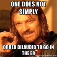 Large collection of ER opiate/narcotic humor memes!