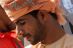 Omani man by CharlesFred via flickr