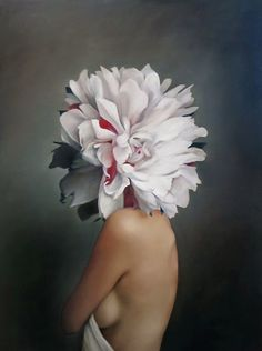 via Amy Judd Art - ✿Floralls✿
