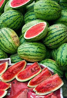 Watermelon cant live without it in the summer!!!