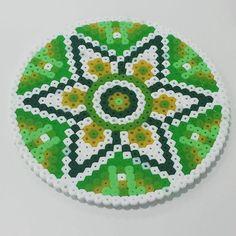 Mandala hama beads by hamabeadsarte