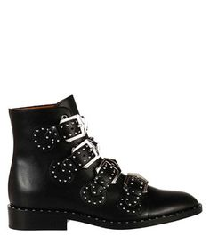 Prue black leather ankle boots Sale - Givenchy Sale