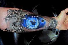 Biomecanica realismo no antebraco #tattoo #tattoos #tattooed #inked #tats #ink #tatoo #tat #tattooart #tattooartwork #tattoodesign #tattooartist