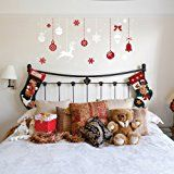 Wall Point Sticker: Christmas Decorations christmas deals week