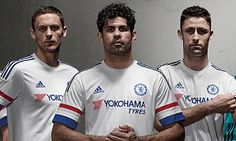 Chelsea release new away kit as champions prepare for Premier League title defence | Daily Mail Online
