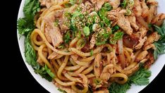 Let's make Chicken Bulgogi Udon! How delicious this sound? Sweet & savory chicken bulgogi and thick udon noodles stir fry together. To make chicken bulgogi udon, we need to prepare the chicken breast. Chicken Recipes Video, Chicken Salad Recipes, Simple Beef Curry, Chow Fun Recipe, Eggplant Rollatini Recipe, Thai Grilled Chicken, Bulgogi Recipe, Seonkyoung Longest, Noodles