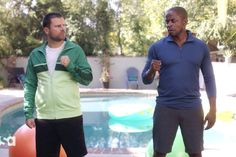 'Psych': Watch James Roday, Dulé Hill get back into shape for the movie