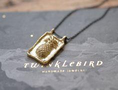 Pineapple 14k gold - SOLD -