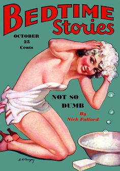 Bedtime Stories (1935) Bergey