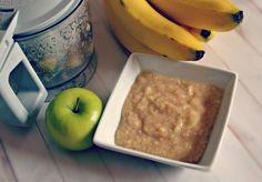 5 Easy Homemade Baby Food Recipes