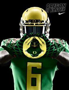 First look at Oregon Ducks new uniform b38c3d20455b