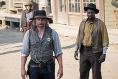 Pin for Later: 30 New Movies and TV Shows That Hit Netflix in May Hell on Wheels, Season Part 1 Anson Mount, New Movies, Movies And Tv Shows, Costume Armour, Hell On Wheels, Real Cowboys, Victorian Steampunk, How To Show Love, Movie Costumes