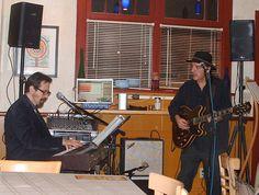 Charlie Smith and Rob Aronstein